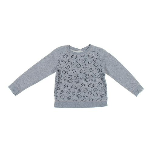 Cat & Jack Sweatshirt in size 5/5T at up to 95% Off - Swap.com