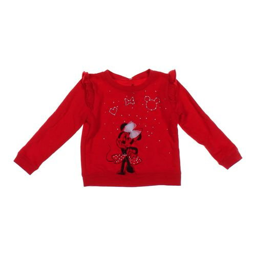 Disney Sweatshirt in size 4/4T at up to 95% Off - Swap.com