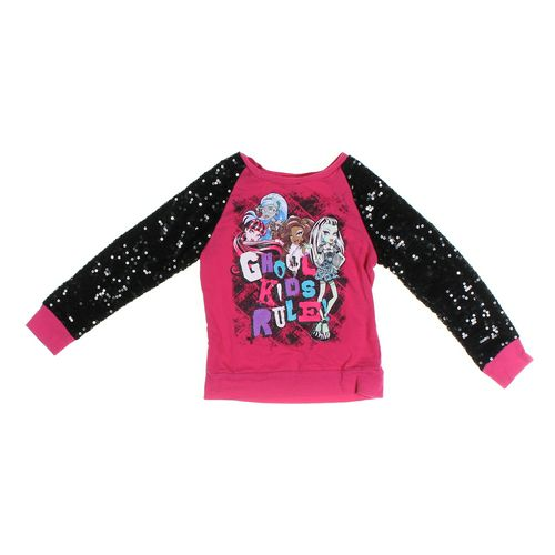 Monster High Sweatshirt in size 6 at up to 95% Off - Swap.com