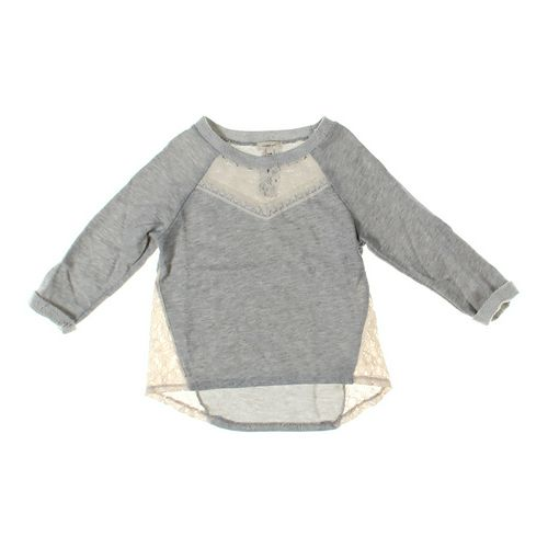 Monteau Girl Sweatshirt in size 10 at up to 95% Off - Swap.com