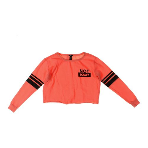 rue21 Sweatshirt in size JR 7 at up to 95% Off - Swap.com