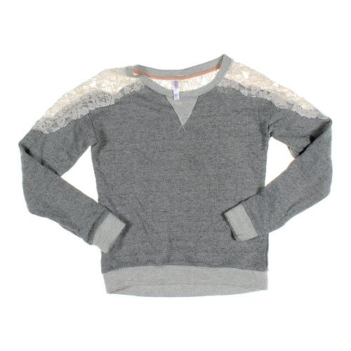 Xhilaration Sweatshirt in size JR 3 at up to 95% Off - Swap.com