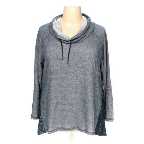 French Laundry Sweatshirt in size 3X at up to 95% Off - Swap.com