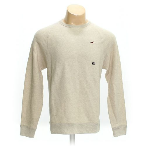 Hollister Sweatshirt in size L at up to 95% Off - Swap.com