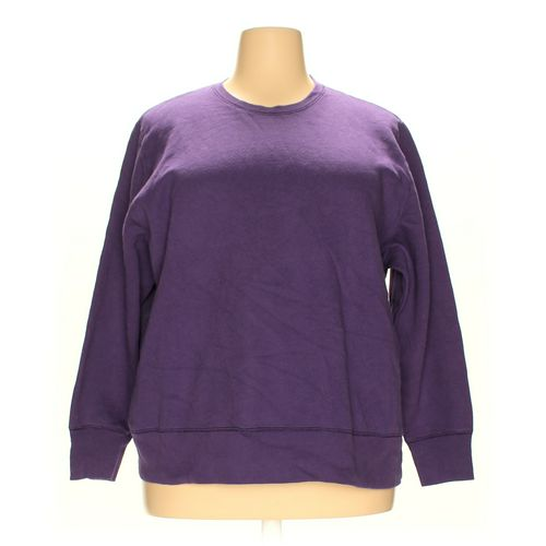 Just My Size Sweatshirt in size 3X at up to 95% Off - Swap.com