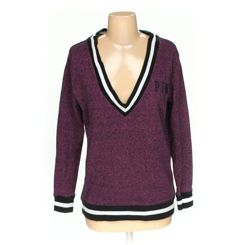 Pink Sweatshirt in size XS at up to 95% Off - Swap.com