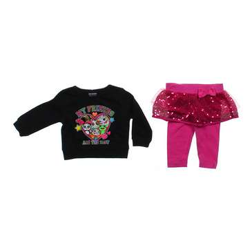 Sweatshirt & Skirted Leggings for Sale on Swap.com