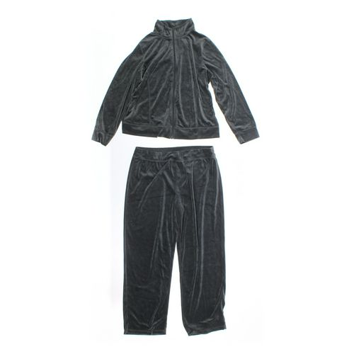 Faded Glory Sweatshirt & Sweatpants Set in size 16 at up to 95% Off - Swap.com