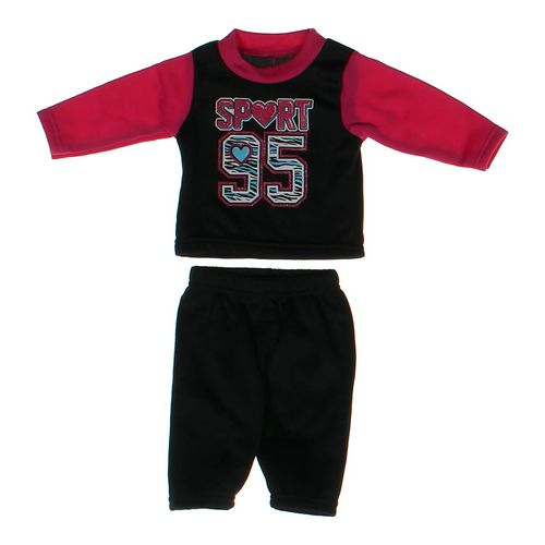 Teddy Boom Sweatshirt & Sweatpants Set in size NB at up to 95% Off - Swap.com