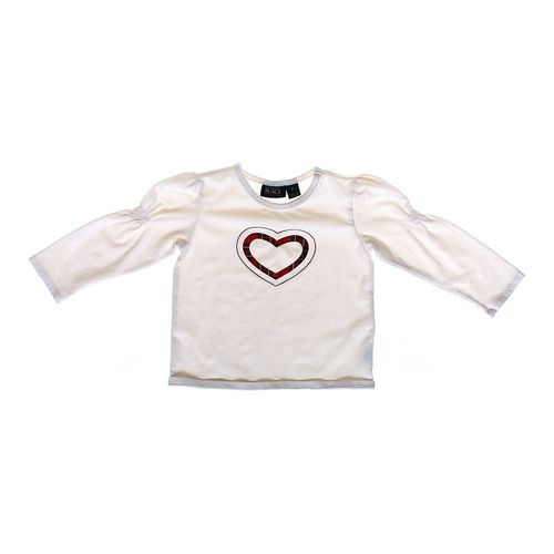 The Children's Place Sweet Heart Shirt in size 3/3T at up to 95% Off - Swap.com