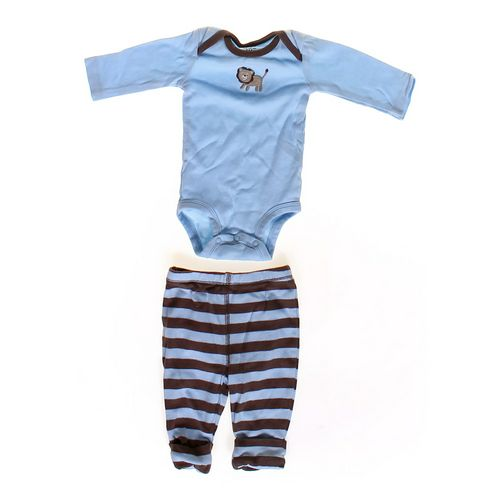Carter's Sweet Lion Outfit in size 3 mo at up to 95% Off - Swap.com