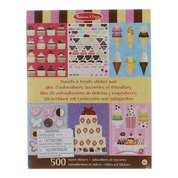 Sweets & Treats Sticker Pad for Sale on Swap.com