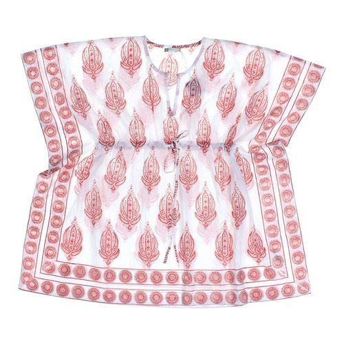 Pomegranate Swim Cover-up in size 3X at up to 95% Off - Swap.com