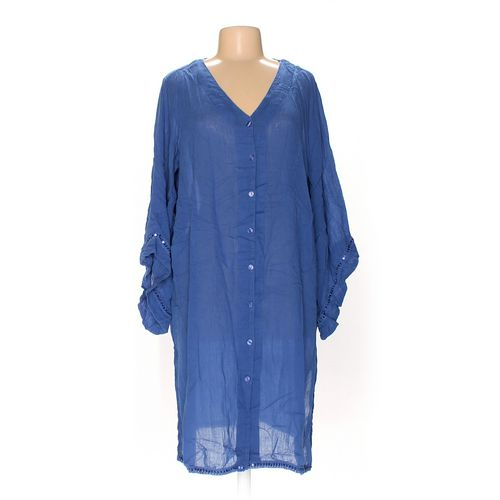 Roaman's Swim Cover-up in size L at up to 95% Off - Swap.com