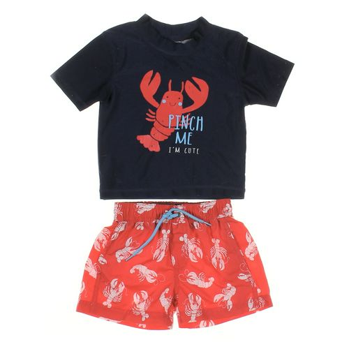 Carter's Swimwear & Rash Guard Set in size 12 mo at up to 95% Off - Swap.com
