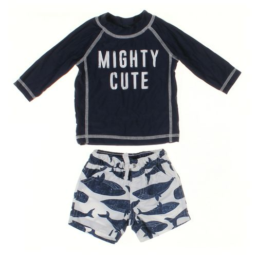 Carter's Swimwear & Rash Guard Set in size 3 mo at up to 95% Off - Swap.com