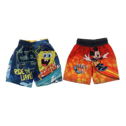 Disney Swimwear Set in size 24 mo at up to 95% Off - Swap.com