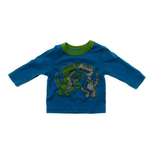 The Children's Place T-rex Shirt in size 9 mo at up to 95% Off - Swap.com