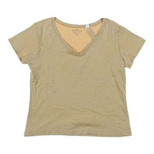 Chico's T-shirt in size 12 at up to 95% Off - Swap.com