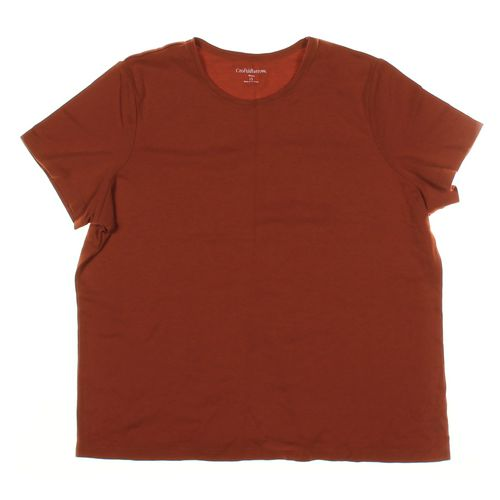 Croft & Barrow T-shirt in size 1X at up to 95% Off - Swap.com