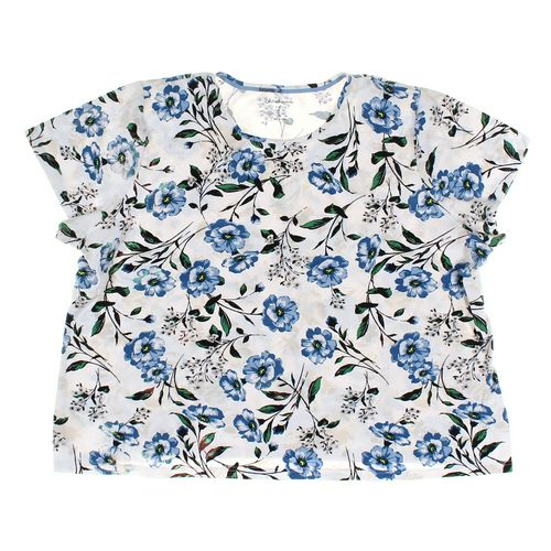 Croft & Barrow T-shirt in size 2X at up to 95% Off - Swap.com