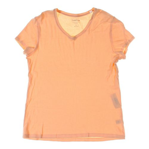 Croft & Barrow T-shirt in size L at up to 95% Off - Swap.com