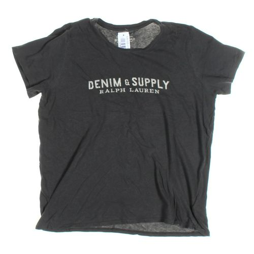 Denim & Supply by Ralph Lauren T-shirt in size L at up to 95% Off - Swap.com