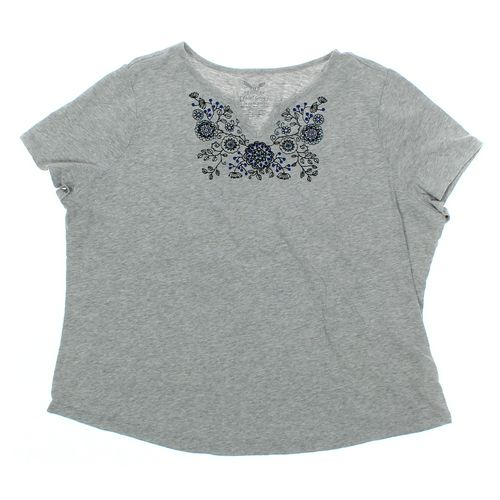 Faded Glory T-shirt in size 18 at up to 95% Off - Swap.com