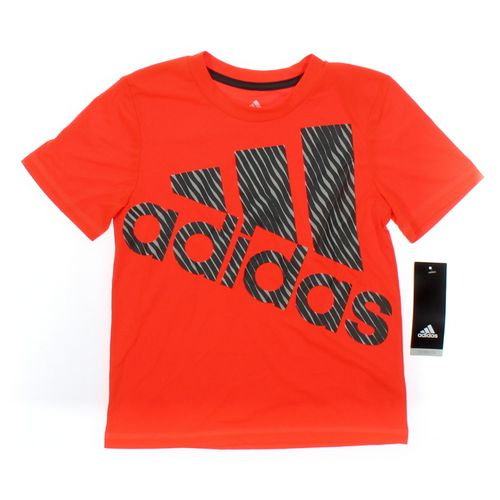Adidas T-shirt in size 5/5T at up to 95% Off - Swap.com