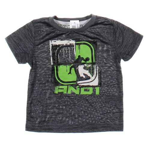 And 1 T-shirt in size 2/2T at up to 95% Off - Swap.com