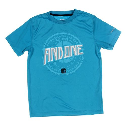 And1 T-shirt in size 8 at up to 95% Off - Swap.com