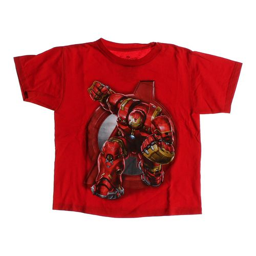 Avengers T-shirt in size 6 at up to 95% Off - Swap.com