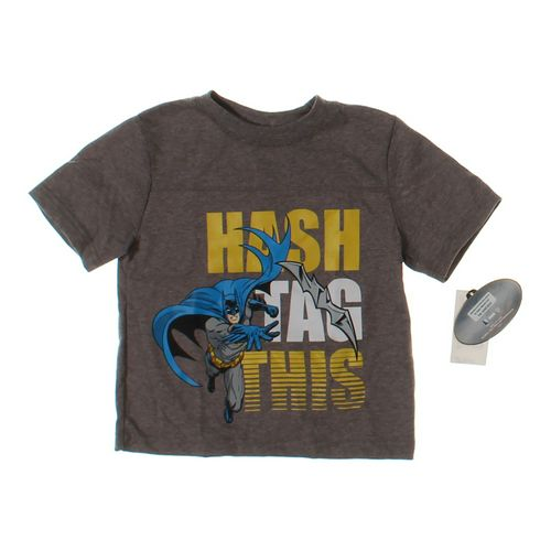 Batman T-shirt in size 2/2T at up to 95% Off - Swap.com