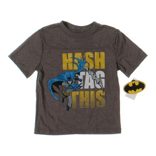 Batman T-shirt in size 4/4T at up to 95% Off - Swap.com