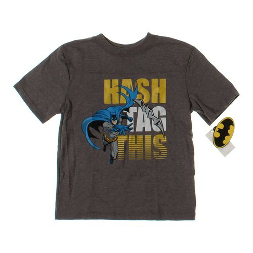 Batman T-shirt in size 6 at up to 95% Off - Swap.com