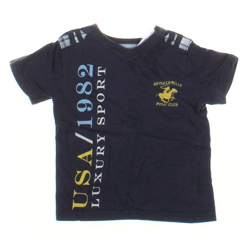 Beverly Hills Polo Club T-shirt in size 3/3T at up to 95% Off - Swap.com