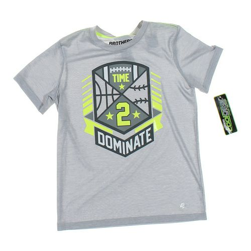Brothers T-shirt in size 8 at up to 95% Off - Swap.com