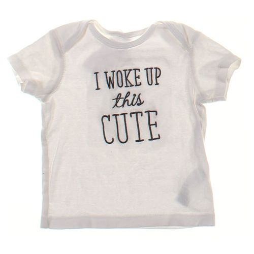 Carter's T-shirt in size 12 mo at up to 95% Off - Swap.com