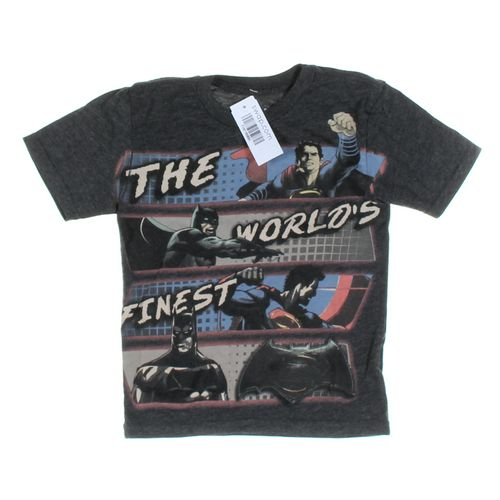 DC Comics T-shirt in size 4/4T at up to 95% Off - Swap.com