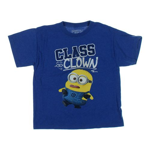 Despicable Me 2 T-shirt in size 8 at up to 95% Off - Swap.com