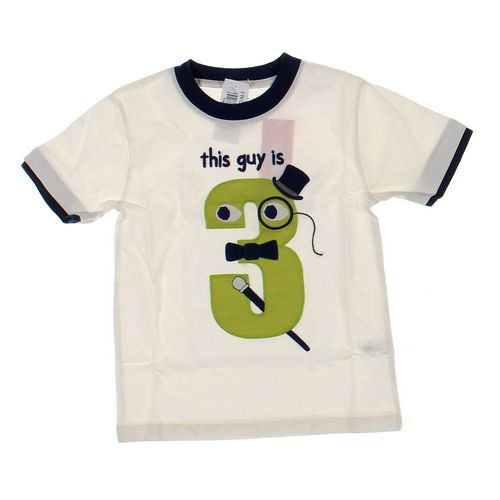 Gymboree T-shirt in size 3/3T at up to 95% Off - Swap.com