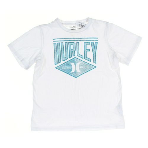 Hurley T-shirt in size 14 at up to 95% Off - Swap.com