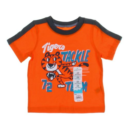 Jumping Beans T-shirt in size 12 mo at up to 95% Off - Swap.com