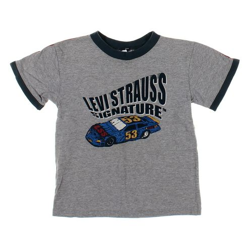 Levi Strauss & Co. T-shirt in size 5/5T at up to 95% Off - Swap.com