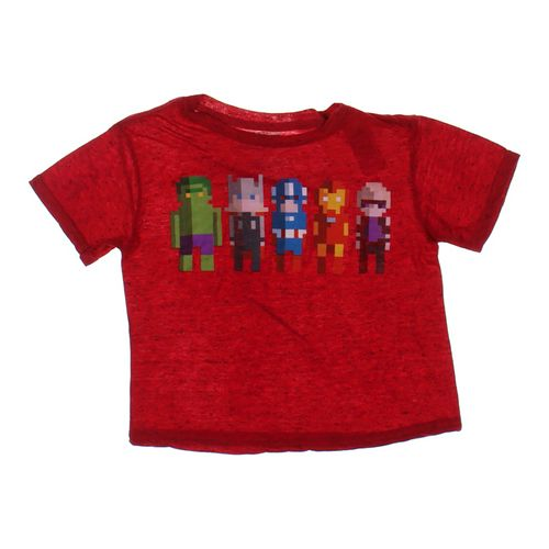 Marvel T-shirt in size 4/4T at up to 95% Off - Swap.com