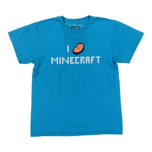 Minecraft T-shirt in size 14 at up to 95% Off - Swap.com