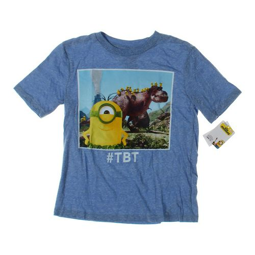 Minions T-shirt in size 6 at up to 95% Off - Swap.com