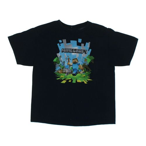 Mojang T-shirt in size 14 at up to 95% Off - Swap.com