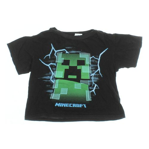 Mojang T-shirt in size 4/4T at up to 95% Off - Swap.com