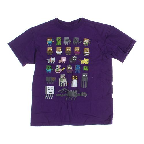 Mojang T-shirt in size 6 at up to 95% Off - Swap.com